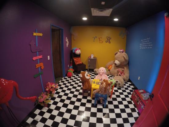 Mad Hatter Escape Room Picture Of Escape Countdown