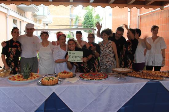 Hotel Ondina & Milazzo : Lo staff al completo
