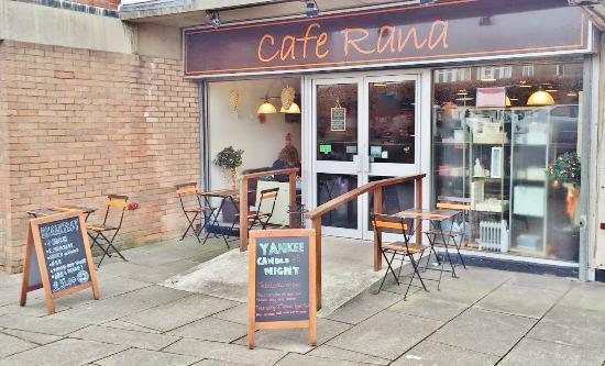 Cafe Rana