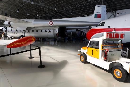 Air Museum : Material da TAP
