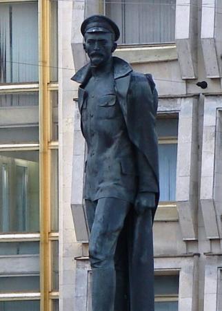 F.E. Dzerzhinskiy Monument