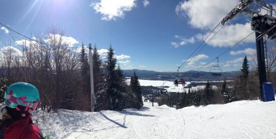 Saint Donat, Canada: Centre du Ski Mont Garceau
