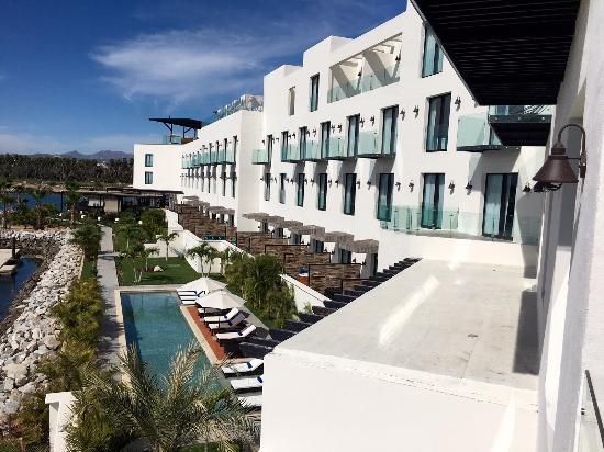 hotel ganzo facing the marina with lower pools below picture of rh tripadvisor com
