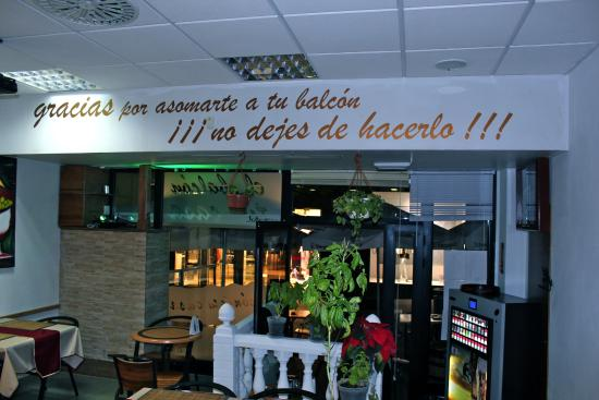 El balcón de tu casa Cafetín-Gastrobar