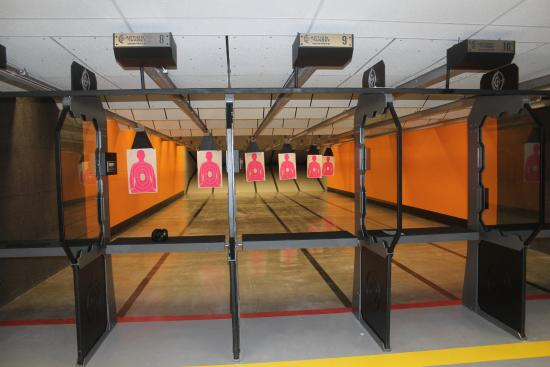 Shooting Ranges
