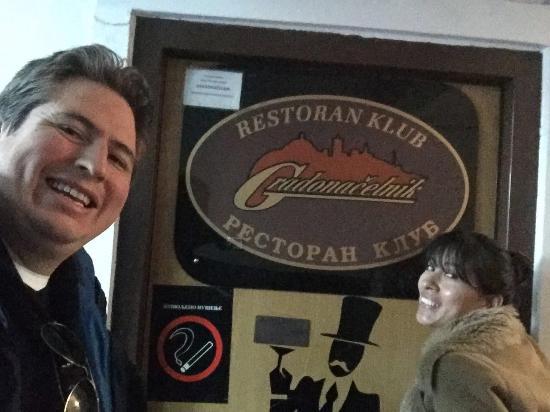 Klub Gradonacelnik: Best place, great service, superb taste