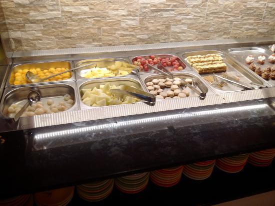 Buffet ricco e buonissimo foto di mishi mishi vignate for Acquario vignate