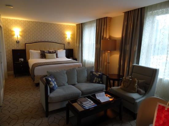 junior suite picture of rosewood hotel georgia vancouver rh tripadvisor ca