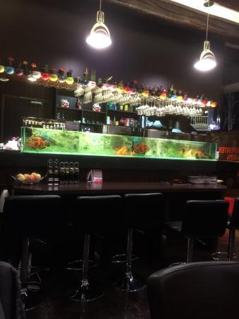 Restaurant koi dans paris avec cuisine japonaise for Koi rue chevert