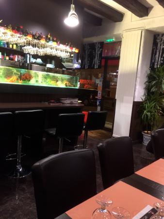 Koi paris restaurantanmeldelser tripadvisor for Koi rue chevert