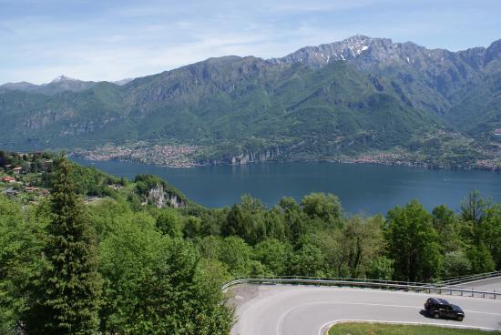 Civenna, Włochy: e dopo le nuvole ? ........ torna il sereno !
