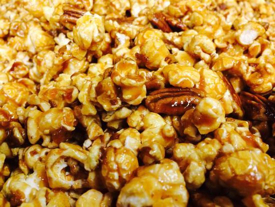 Jazzy Gourmet Popcorn