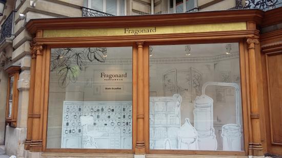 Perfume shopping picture of fragonard scribe museum paris tripadvisor - Fragonard musee du parfum ...