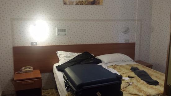 Hotel Cristallo: camera