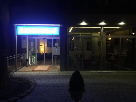 Klassik Hotel am Tor: Wer nach 22Uhr anreist, dem erwartet eine nicht besetzte Rezeption.