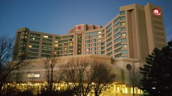 Street View Of Hilton East Brunswick Hotel Executive Meeting Center