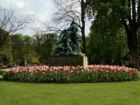 Palais de luxembourg picture of luxembourg gardens - Jardin du luxembourg hours ...