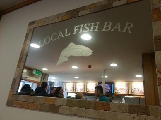 Local fish and chips st ives restaurant reviews phone for Local fish restaurants