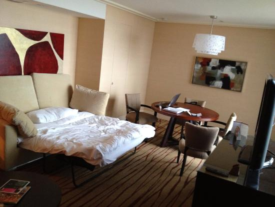 full size sofa bed picture of marina bay sands singapore rh tripadvisor com my