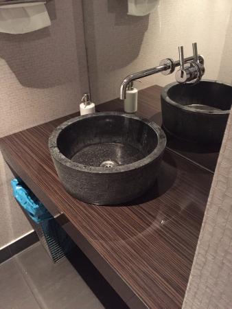 Moderne Waschbecken das moderne waschbecken bild cafe ristorante la vita bocholt
