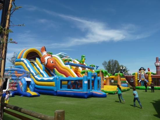 parc attraction manosque