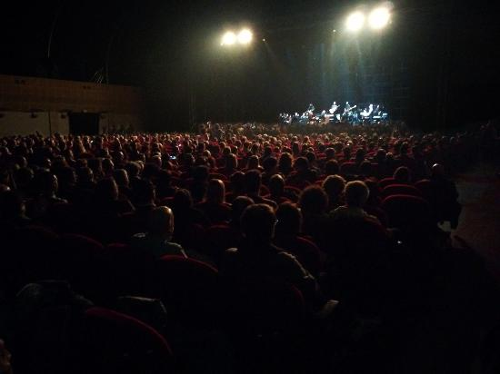 Gran Teatro Morato: La sala
