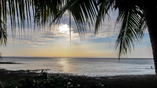 Puesta del Sol: view of the beach