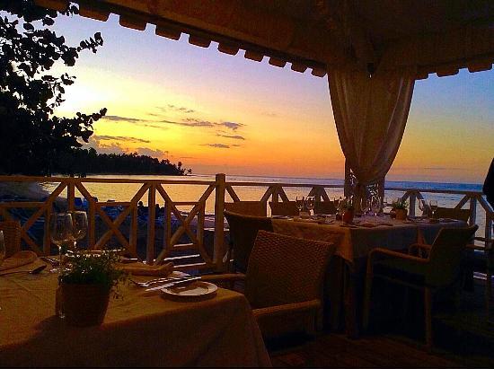Grand Bahia Principe El Portillo: Rodizio (Brazillian) Restaurant