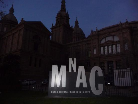 Museu Nacional dArt de Catalunya - Picture of Museu ...