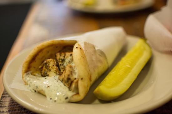 Anton's Greek American Eatery