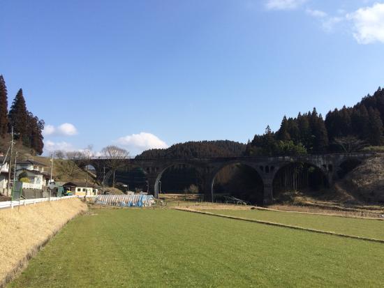 Previosuly Japan Railway Miyanoharu Line Walking Path