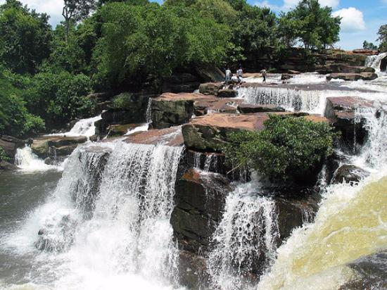 Treasure Sihanoukville Travel and Tours: Sihanoukville's Waterfall