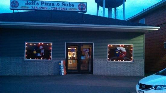 Jeff's Pizza and Subs