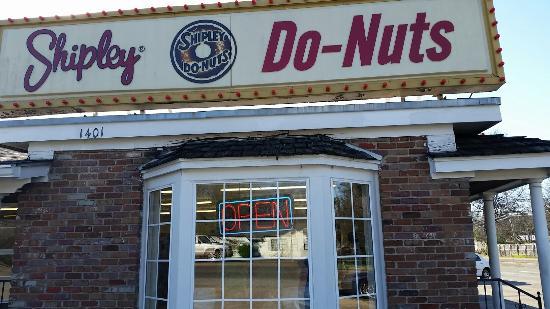 shipley do nuts greenville restaurant reviews phone number rh tripadvisor com