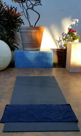 Villa Lili: Yoga space