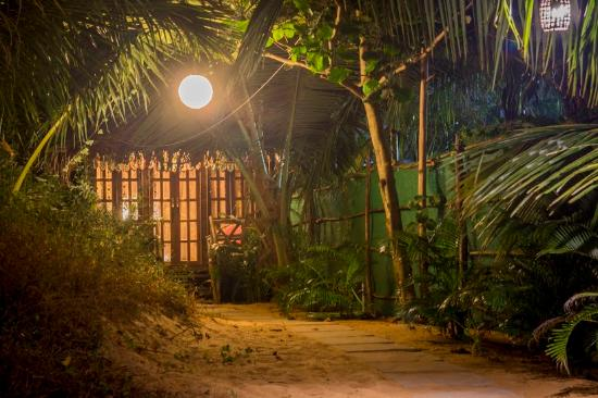 Little India Beach Cottages: Tropical Cottage