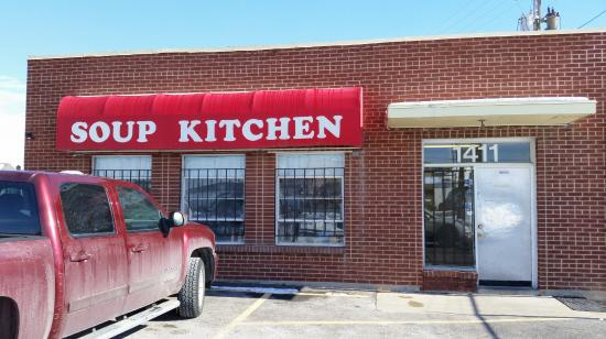 the soup kitchen - Soup Kitchen Slc