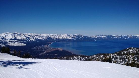 South Lake Tahoe, CA: Visual de Heanvenly
