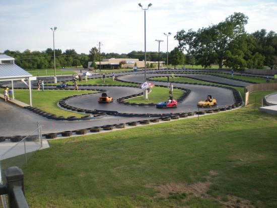 Seven Points, TX: Go-Karts