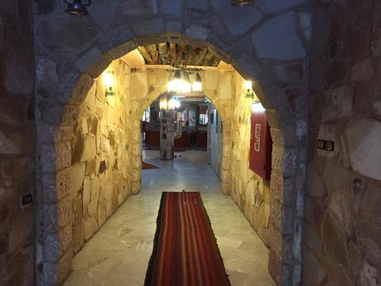 hotel lobby feels like entering a cave picture of al rashid rh tripadvisor com