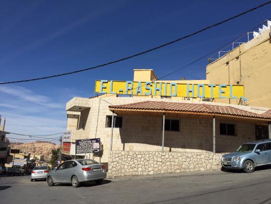 el rashid or al rashid picture of al rashid hotel petra wadi rh tripadvisor co uk