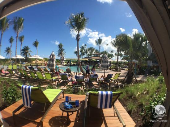 view of hotel and beach from the water picture of wyndham grand rh tripadvisor com
