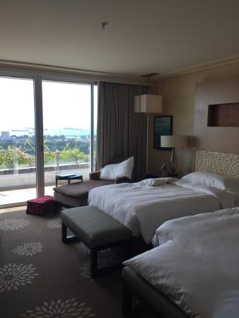 full size sofa bed picture of marina bay sands singapore rh tripadvisor com