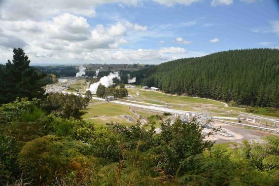 Foto de Wairakei Geothermal Power Station Visitor Center