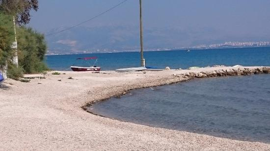 Arbanija, Kroatien: leuk bootje wat je kant huren bij de eigenaar