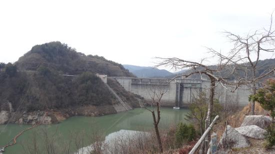 小里川ダム - 恵那市、道の駅 お...