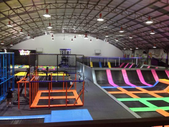 bounce street asia picture of bounce street asia trampoline park rh tripadvisor co uk