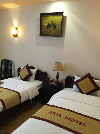 Asia Hotel Hanoi Bild