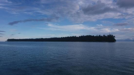 Biak, Indonezja: Pulau Wundi