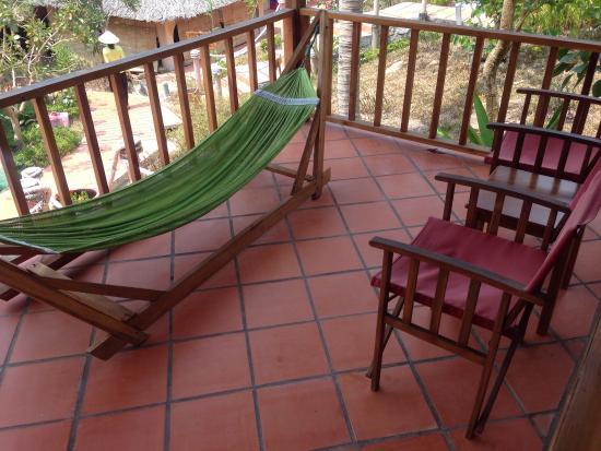 Balcony - Daisy Resort Photo